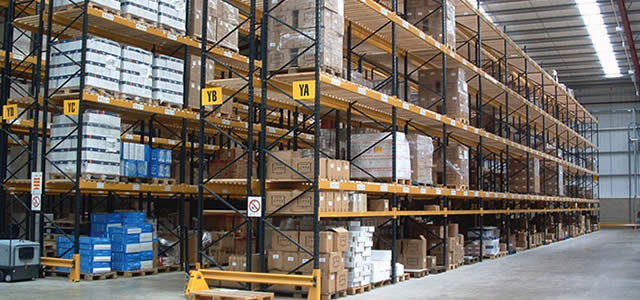 Pallet Racking Suppliers In Newcastle And North East England